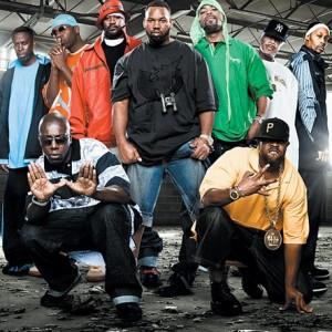 Wu-Tang Clan - одна из первых хардкоровых хип-хоп групп со Стэтен...